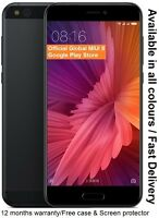 "Xiaomi Mi5c 64GB Smartphone 5.15"" FHD Display Surge S1 CPU 3GB RAM NEW"