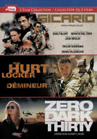 Sicario / The Hurt Locker / Zero Dark Thirty ( New DVD