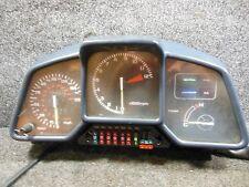 86-87 Honda Interceptor VFR 750 Instrument Cluster Tach Speedo Temperature U2210