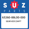 63260-88L00-000 Suzuki Gear assy,shift 6326088L00000, New Genuine OEM Part
