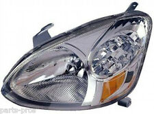 New Replacement Headlight Assembly LH / FOR 2003-05 TOYOTA ECHO