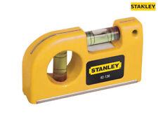 STANLEY 042130 MAGNETIC HORIZONTAL/VERTICAL POCKET LEVEL x 1
