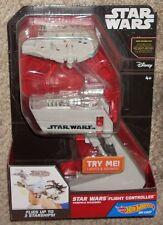 2014 Hot Wheels Star Wars Tfa Flight Controller W/ Millenium Falcon Die-cast Moc