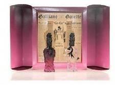 John Galliano EDT & EDP Miniature Travel Gift Set 2 x 0.17 oz (5ml) Purse Size