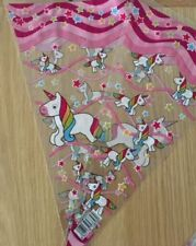 Pre Filled Unicorn Sweet Cone Bags Children's Party Birthday Celebration 20