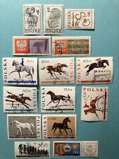 27 DIFFERENT SETS FROM POLAND - ULH - #1461 / #N75