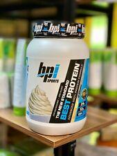 BPI SPORTS BEST PROTEIN POWDER  [VANILLA SWIRL] Lean 2 LBS ( 896 g)