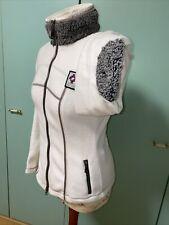 Traumschöne Fleece Jacke ♥ Sportalm ♥ 34 36 ♥ Merserve mit Armschoner
