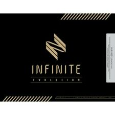 INFINITE - [EVOLUTION] Vol.2 2nd Mini Album CD K-POP Sealed