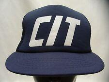 CIT - TRUCKER STYLE ADJUSTABLE SNAPBACK BALL CAP HAT!