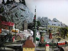 "Sendeturm ""Rostock"" NEUHEIT Bausatz mit 0402 LEDs Spur N"