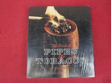 The Book of Pipes and Tobacco  Carl Ehwa Jr.  smoking  Savinelli   SEALED