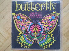 Danyel Gerard - Butterfly 7'' Single SUNG IN ITALIAN