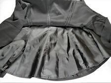 Jessica Plus Womens Dress Skirt Black Pleated Fully-Lined Cocktail 18W Mint