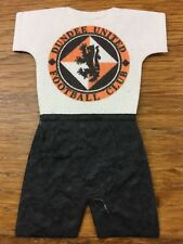 Craft Clearout 10 x Mulberry FOOTBALL KIT Team Toppers DUNDEE UNITED FC BNIP