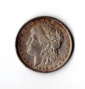 Morgan Silver Dollar 1886 USA