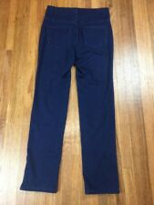 Not Your Daughters NYDJ Jeans Dark Wash Skinny Ankle Jeans Sz 2 28x27 Jeggings