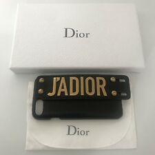 NIB DIOR J'ADIOR IPHONE CASE HOLDER FIRS IPHONE 7 And 8