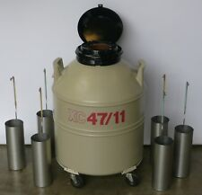 XC47/11 Liquid Nitrogen Storage Vessel, Ref. #39847