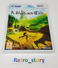 Nintendo Wii - A Shadow's Tale - NEUF / NEW - PAL - UKV