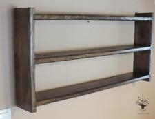 s13 Designer Shelf | Modern Shelves | Wall Hanging Shelving Unit | Timber Shelf