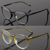Retro Reading Glasses Classic Vintage Style Medium Round Frame Men Women Readers