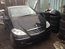 Mercedes Classe A 2007 W169 1.5 essence 5 portes noir Breaking Wheel Nut