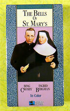 The Bells of St. Mary's ~ New VHS Movie ~  Bing Crosby Sealed Republic Video