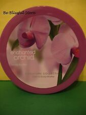 Bath & Body Works Enchanted Orchid Body Butter Cream Large Full Size