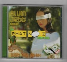 (HX920) Alvin Jett & The Phat Noiz Blues Band, Wet My Beak - 2004 Sealed CD