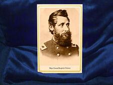 Civil War Major General Benjamin Grierson Cabinet Card Photo A++ Reprint