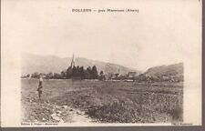 CPA ALSACE. DOLLERN. PRES MASSEVAUX. EDITION. J. DREYER. BE