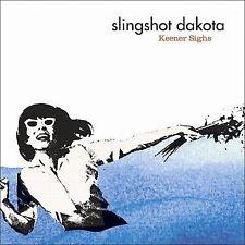 SLINGSHOT DAKOTA - Keener Sighs - CD mint will combine s/h RARE