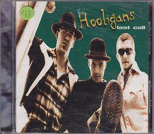 The Hooligans - last call CD