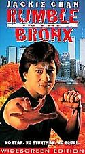 Rumble in the Bronx New Widescreen Edition VHS
