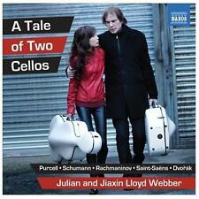 A Tale of Two Cellos, New Music