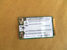 HP DV2000/DV2500/DV2700 tarjeta inalámbrica Intel/módulo