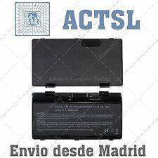 BATERIA para ASUS A32-T12 A32-X51 11.1V 4400mAh 6-celdas