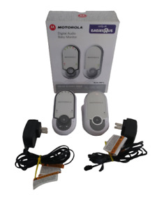Motorola MBP12 Digital Audio Baby Monitor Wireless