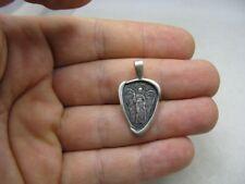 Silber Anhänger 925 Orthodoxe Schutzengel PE000734 EMPRESS