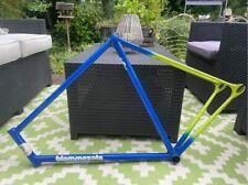 Rossin Pista Track Frameset 59.5 FCI Stamped Rare Frame Bike