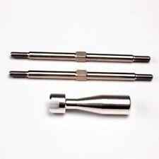 Traxxas 2338X Turnbuckles Titanium 96mm T-Maxx E-Maxx (2)