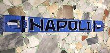 1 SCIARPA NAPOLI 1926 PARTENOPEI Azzurri  LANA ULTRAS Partenopei