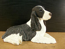 Sandicast Springer Spaniel, large figurine