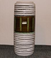 Scheurich Design Keramik Vase WGP 60s 523-28 Modernist Vintage German Pottery