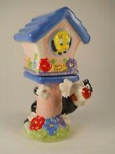 Sylvester & Tweety Stackable Salt & Pepper Shakers Looney Tunes Home Tweet Home