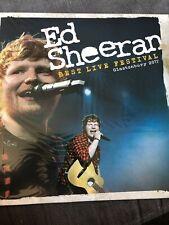 "ED SHEERAN ""BEST LIVE GLASTONBURY 2017 "" NEW VINYL LP"