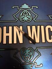 Hot Toys MMS504 John Wick capítulo 2 Keanu Reeves Navaja Suelto Nuevo Reino Unido