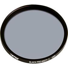 New Tiffen 52mm Black Pro-Mist 3 Glass Filter Promist MFR # 52BPM3
