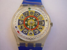 SWATCH GENT ORACOLO - GZ151 - 1996 - NUOVO NEW